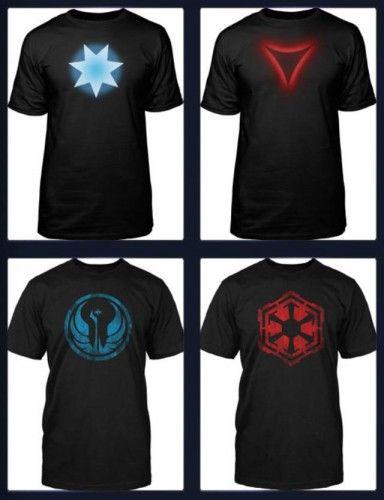 Jinx t-shirts