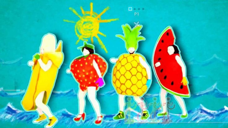 In The Summertime - Mungo Jerry - Just Dance 2014 (Wii U) (+playlist)