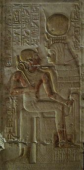Dioses egipcios - Wikipedia, la enciclopedia libre