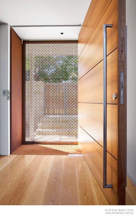 Pivot Door