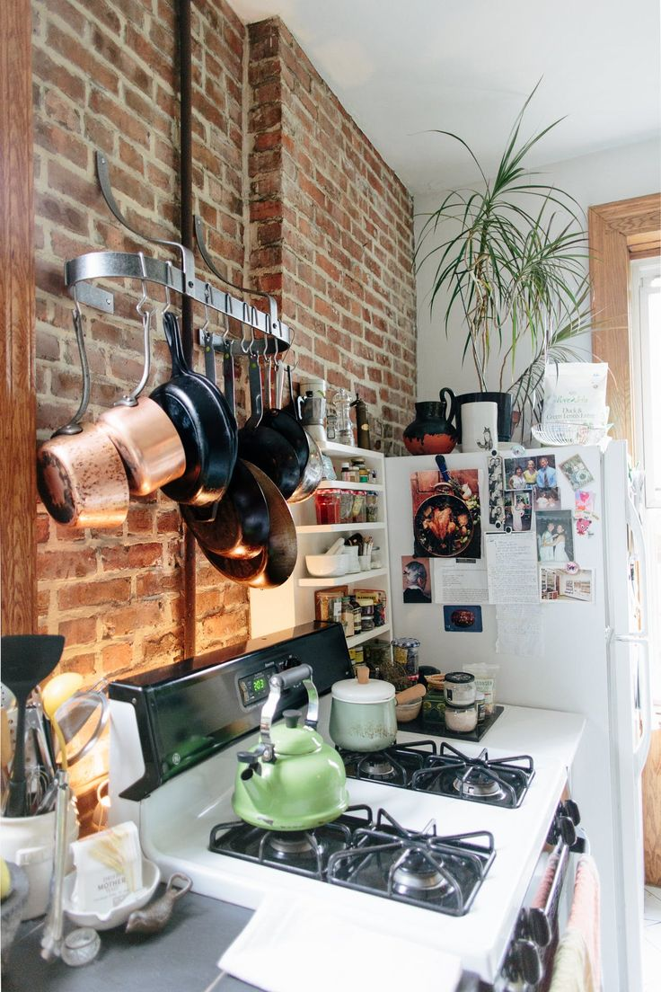 An Organic, Eccentric Plant-Filled Home in Long Island City