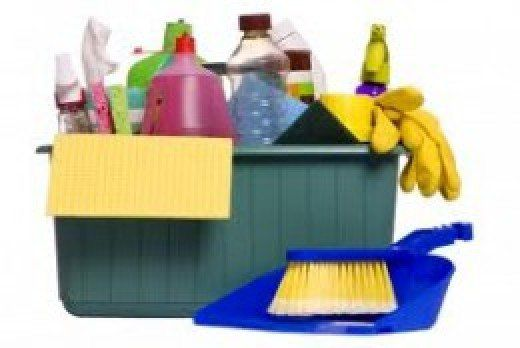 Cleaning Business Supplies