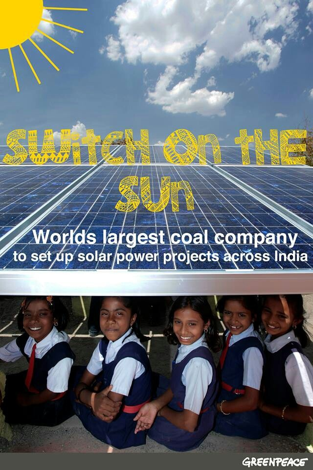 Coal India to go solar