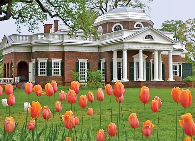 Jefferson's Monticello!