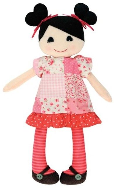 Tiger Tribe - Rag Doll Rosie #EntropyWishList #PinItToWinIt would love to get my baby girl her first doll for Christmas!