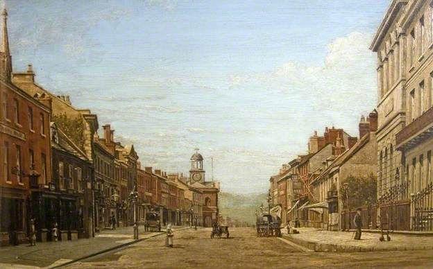 East Street, Bridport, Dorset - Alfred Champ