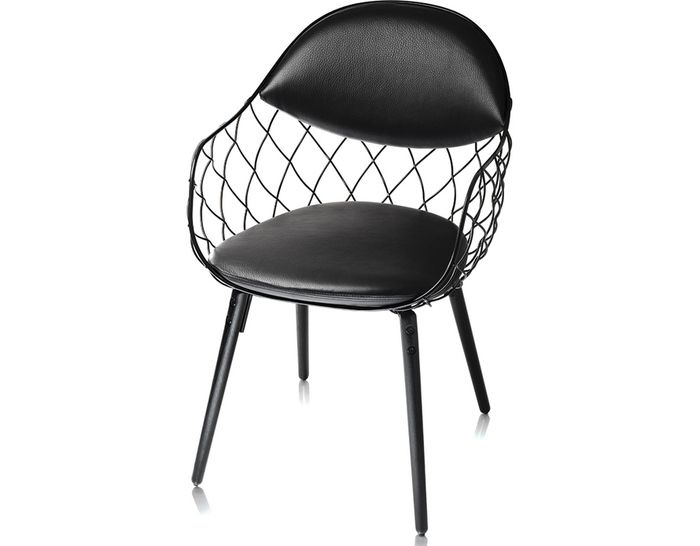pina chair with split seat/back cushion