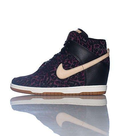 Semelle Compensee Nike basket Urh Cher Basket Pas Femme TFKlJ31cu