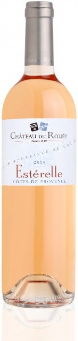 ESTERELLE Rose 2014 Cotes de Provence | 49,00 zł - La Vinotheque. Idealne na lato i upały!