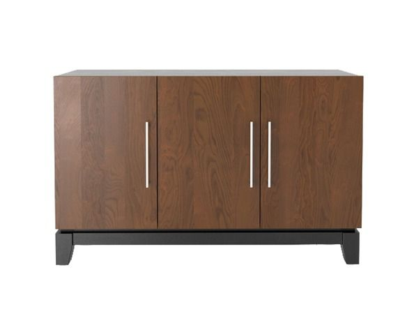 Atticus - This beautiful buffet is the perfect blend of style and functionality -- not only does it look great but it provides the storage that everyone is looking for. Not to mention, it is made of North American birch wood, for those who do not want to sacrifice quality.