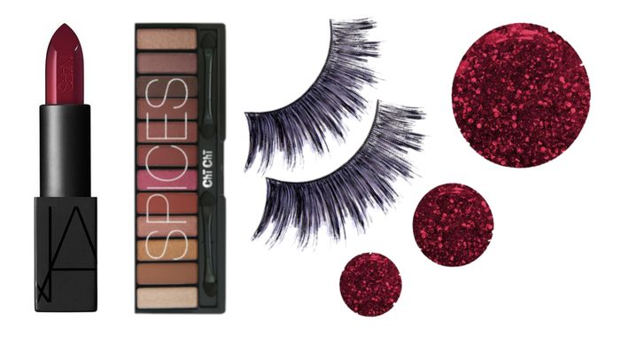 Make up Silvester 2016