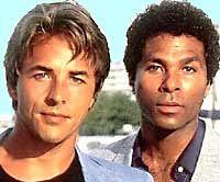 Miami Vice - Crockett and Tubbs