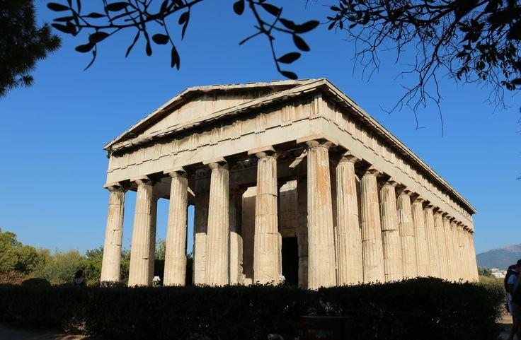 Ηφαιστείον, Athens