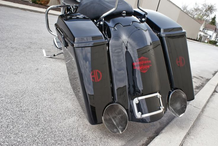 Bad Dad | Custom Bagger Parts for Your Bagger | Design Gallery