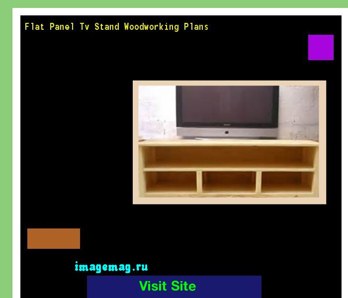 Flat Panel Tv Stand Woodworking Plans 183818 - The Best Image Search
