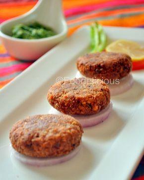 Soya Shami Kebab