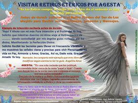VISITAR RETIRO ETERICO DEL ARCANGEL CASSIEL POR AGESTA