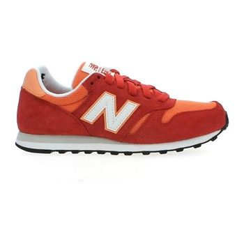 Baskets femme Brandalley, achat WL373 Baskets corail New Balance prix promo Brandalley 75,00 €