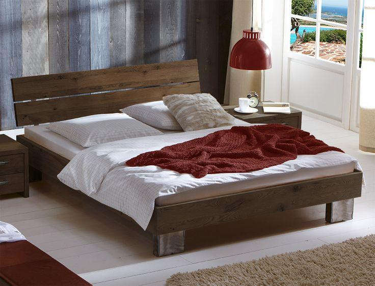 Massivholzbetten rustikal  29 besten Schlafzimmer Bilder auf Pinterest | Holzarbeiten ...