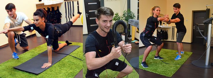 EMS Training | Fitness | Personal Training | Weight loss #GoFitStudioBrasov #mihabodytec  #emstraining