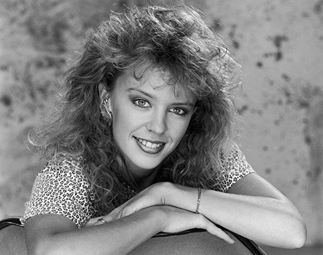 Kylie Minogue in Neighbours (1985)