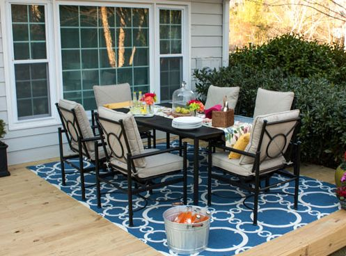 12 best outdoor rugs images on pinterest decor backyard - Outdoor Patio Rugs