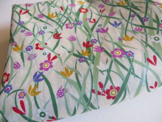 Liberty of London Fabric, Tana Lawn, Seasonal Spring 2015 Tessuti Tissus Tecidos Telas Liberty Patsy by FitaDeVies