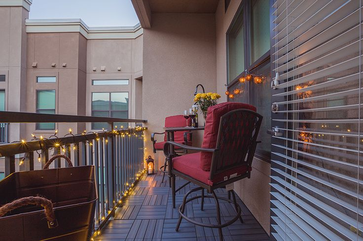 31 Best Small Apartment Balcony Makeover Ideas For Renters With A Small Outdoor Space Images On