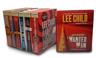 Lee Child Audiobook Bundle: Bad Luck and Trouble/ Gone Tomorrow/ 61 Hours/ Worth Dying For/ The Affair/ Nothing to...