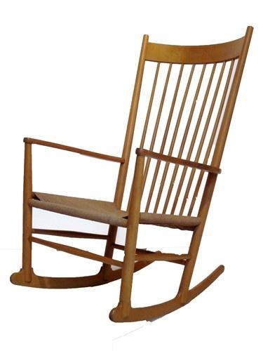 Hans Wegner rocking chair