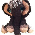 Amigurumi Elefanten