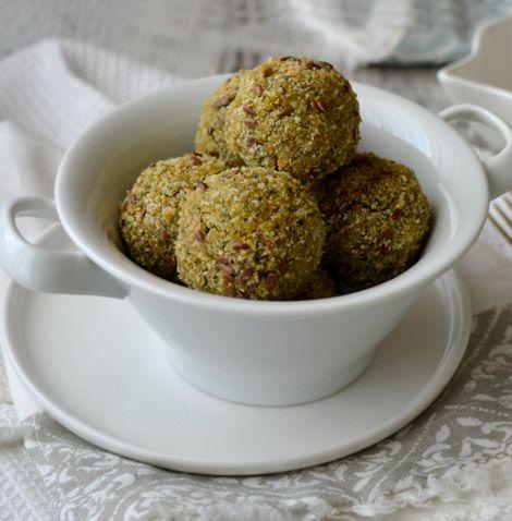 Ricetta Polpette di quinoa e broccoletti - Le ricette di Nuova terra