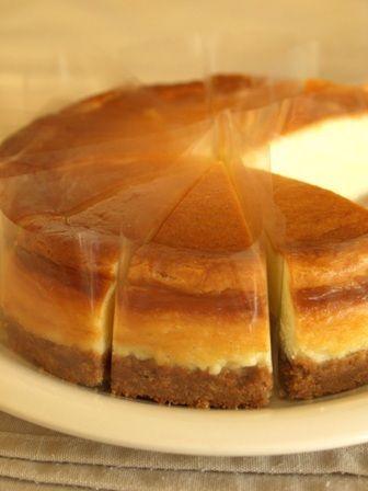 ★ホワイトチョコのチーズケーキ★ by みんりんさん | レシピブログ ...
