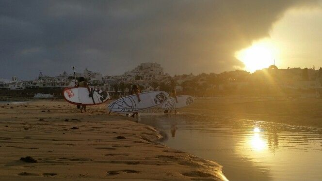 Stand up paddle - SUP Praia da Luz - Lagos