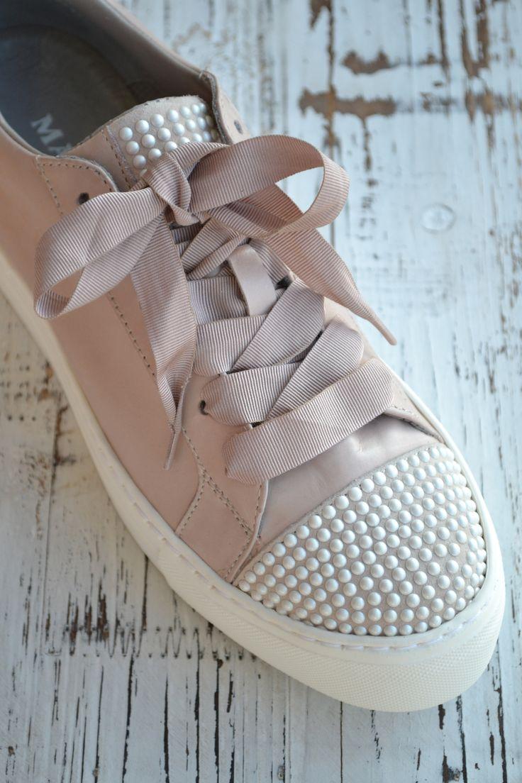 Pastell Party mit Maripe   Plateau Sneaker - rosé   android #maripe #maripesneaker #sneaker #plateausneaker