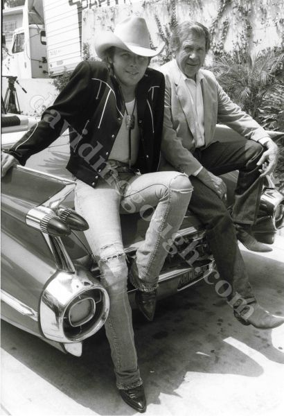 Dwight Yoakam & Buck Owens
