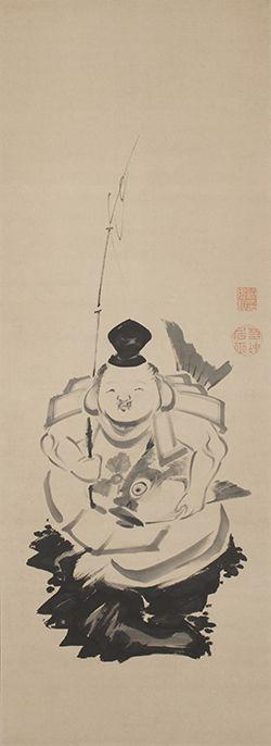 """伊藤若冲の生誕300年を記念した特別展、山種美術館で開催 - 縁起の良い""""ハッピーな日本美術""""集結 写真3"""