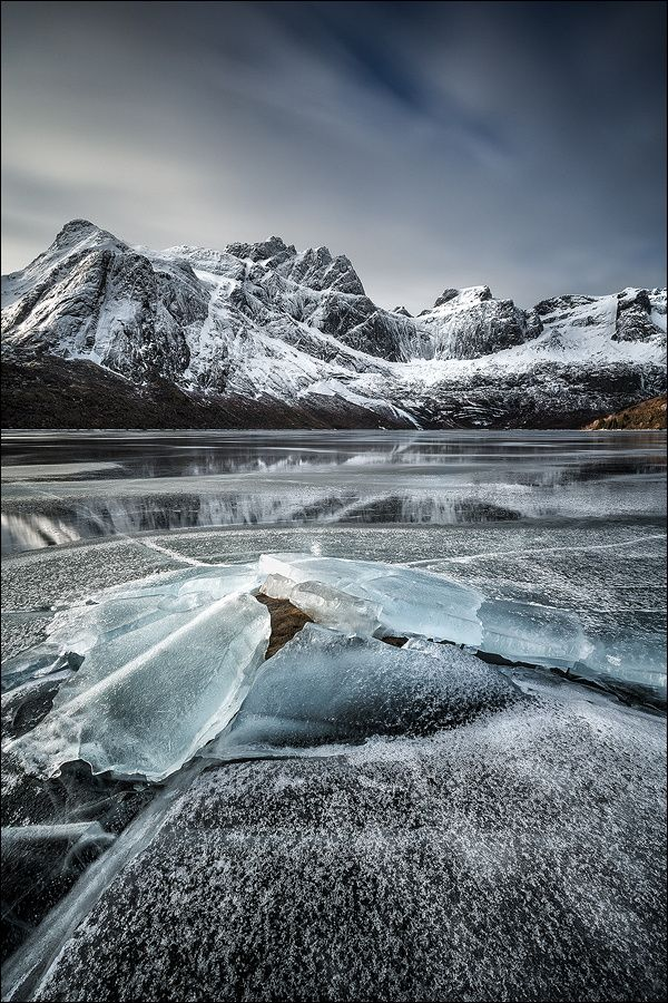 [ ... cracking ice ] by D-P  Photography on 500px