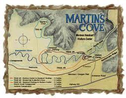 Martin's Cove Trek