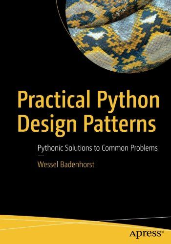 Practical Python Design Patterns PDF Python Pinterest Python Mesmerizing Design Patterns Pdf