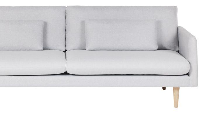 Er det på tide å fornye stua? Finn din nye sofa hos Fagmøbler; velg blant våre flotte modeller eller bygg din helt egen modulsofa.ArtModul 3,5 seter m/vangerspesialpris