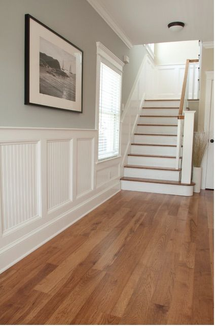 12 Best Faux Wainscoting Diy Images On Pinterest