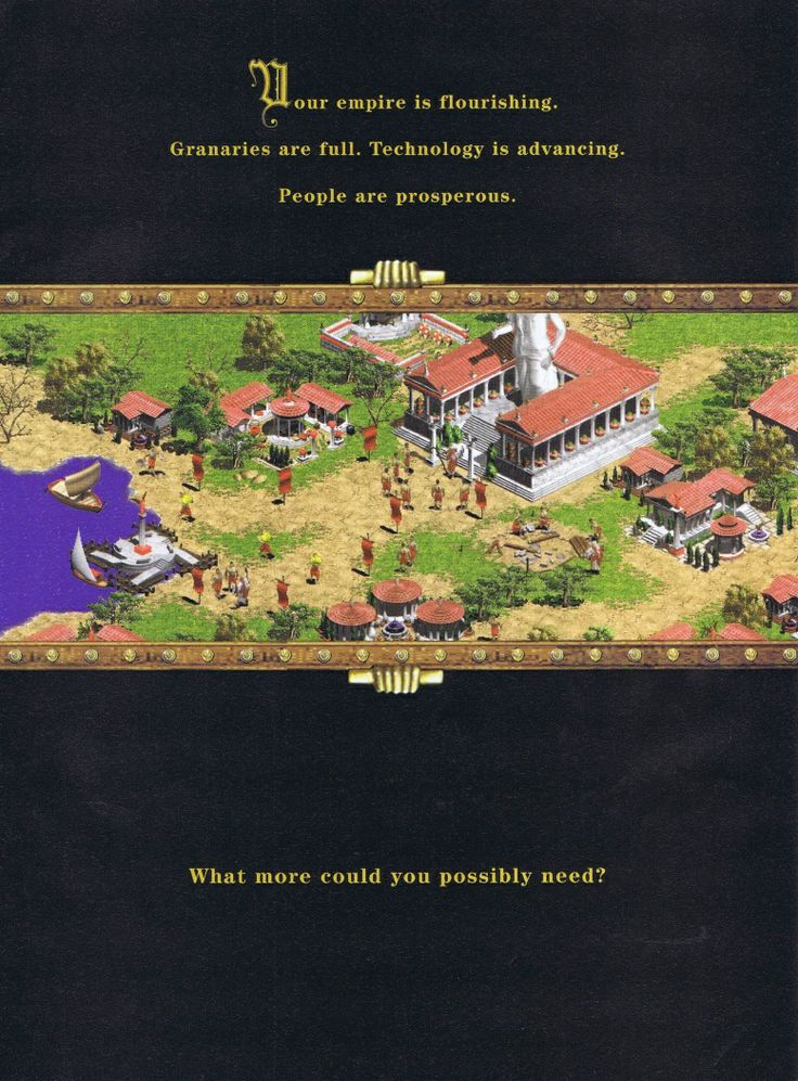 Age of Empires ad Part 1