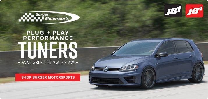 Volkswagen Golf/GTI/Rabbit MK7 (2015+) Performance Aftermarket Parts