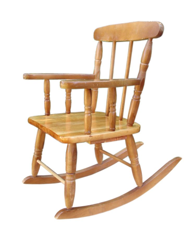 One of our first repair jobs, this family heirloom needed a new rocker. Small job but it led to a lasting friendship
