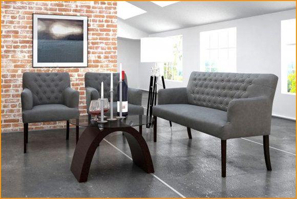 Chesterfield Sofagarnitur Sitzbank Bank Sofa Couch Neu 2 1 1 Polster Set Ambero Chesterfieldsitzbank0d Modern Couch Home Decor Home