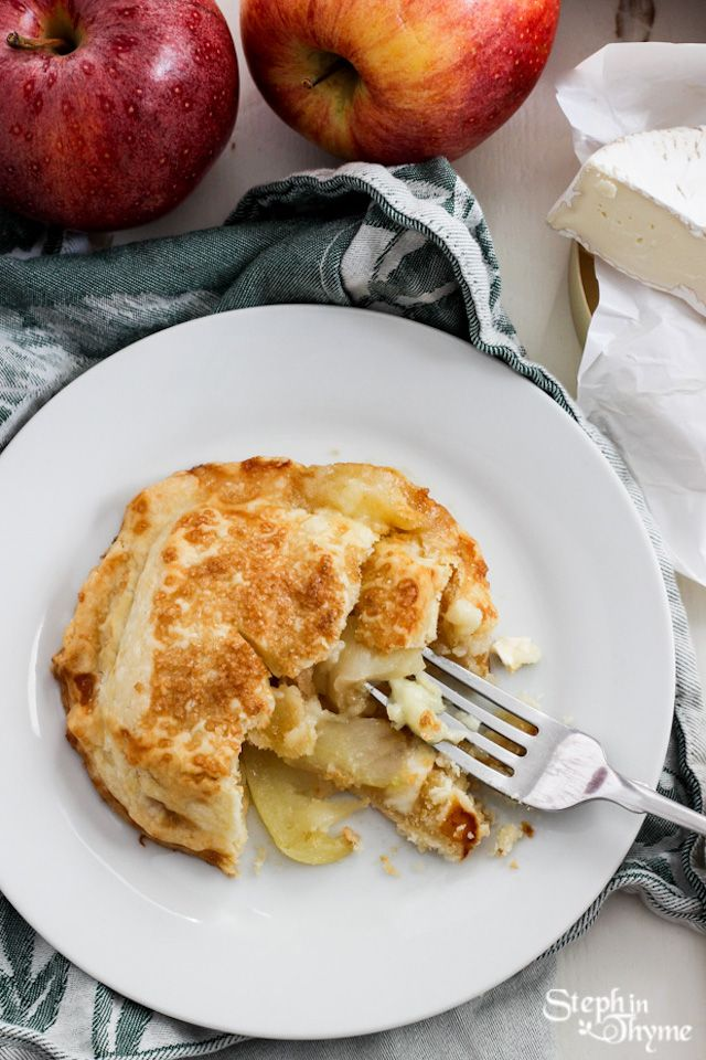 These sweet apple, honey, and brie delights are not only easy to make and even easier to serve, but the hand pies can be made of a gluten free crust, too.