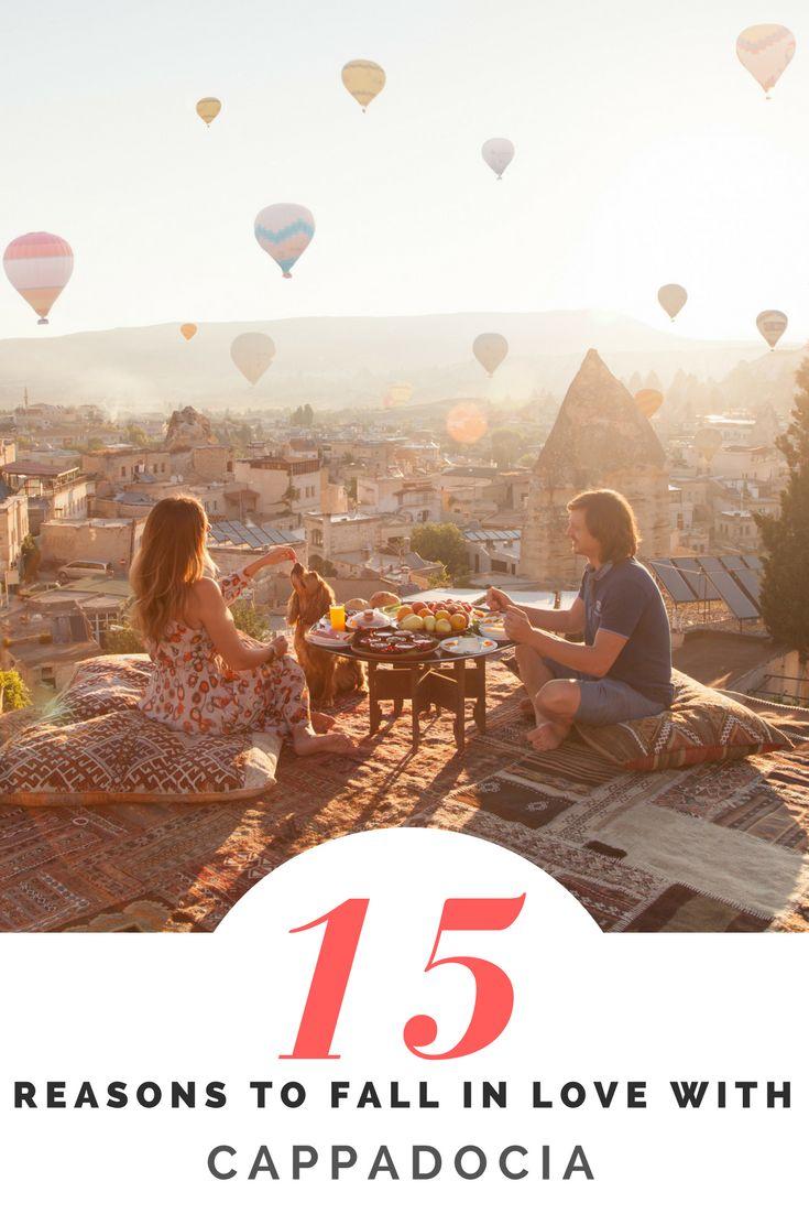 Les 25 meilleures id es de la cat gorie goreme sur for Sejour complet istanbul