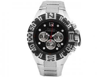 Relógio Masculino Champion CA 30605 D - Analógico Resistente à Água com Cronógrafo