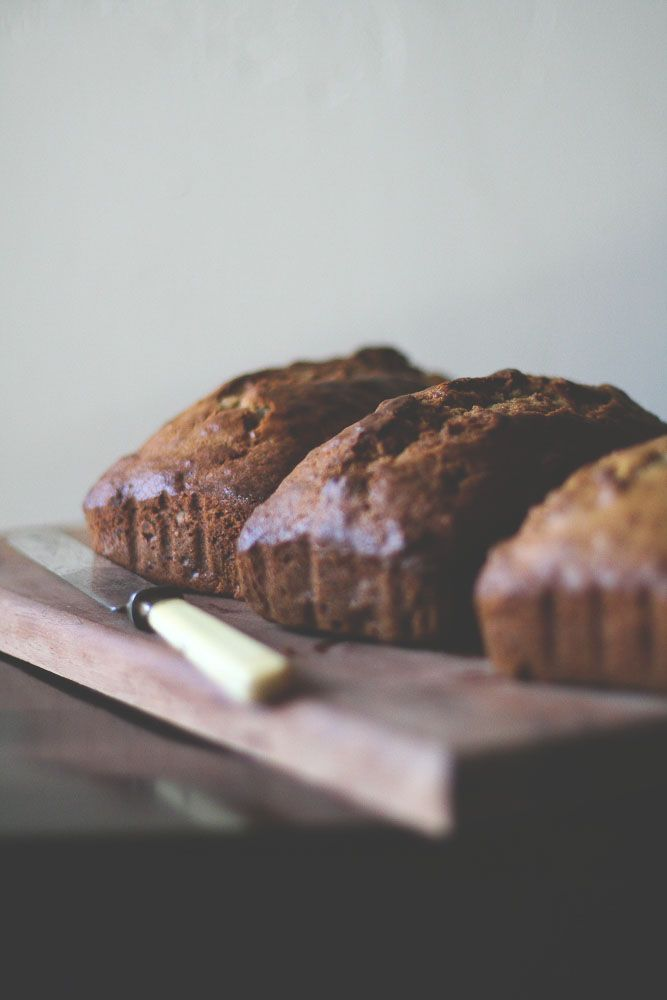10 Minute Banana Bread | Baking Chic